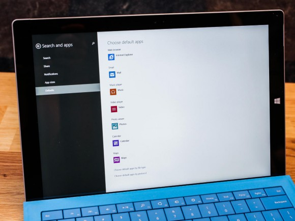 Windows 8.1 (Foto: CNET).