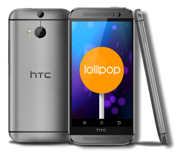 HTC One (M8) (Bildmontage: ZDNet.de).