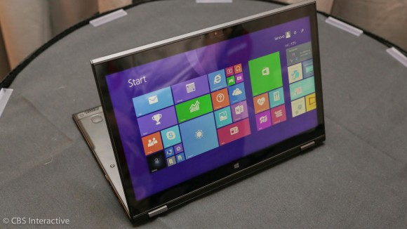 Lenovo Lavie Z (Foto: CNET).