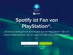 Auf Music Unlimited folgt Ende März PlayStation Music (Screenshot: ZDNet.de)