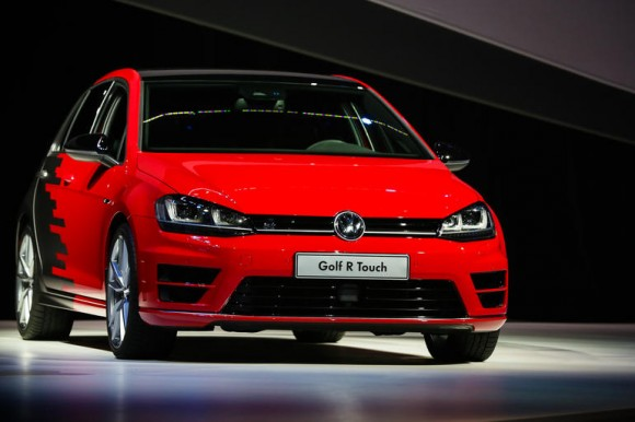 VW Golf R Touch (Foto: CNET).