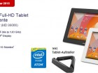 Aldi Lifetab P8912: 8,9-Zoll-Android-Tablet für 179 Euro