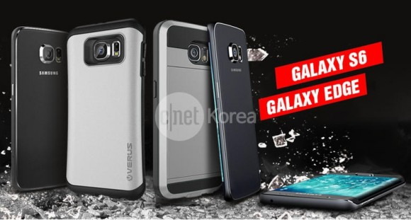 Samsung Galaxy S6 (Bild: CNET Korea via CNET.com)