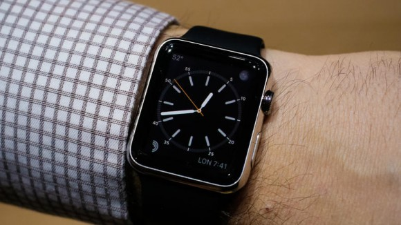 Apple Watch (Foto: CNET).