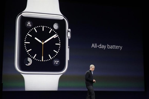 Apple Watch (Bild: Apple).