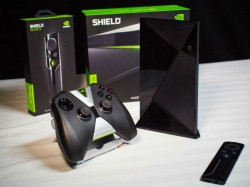 Nvidias Shield-Konsole (Bild: James Martin/CNET)