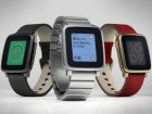 Pebble: Firmware-Update verbessert Health- und Messaging-Funktionen der Smartwatches