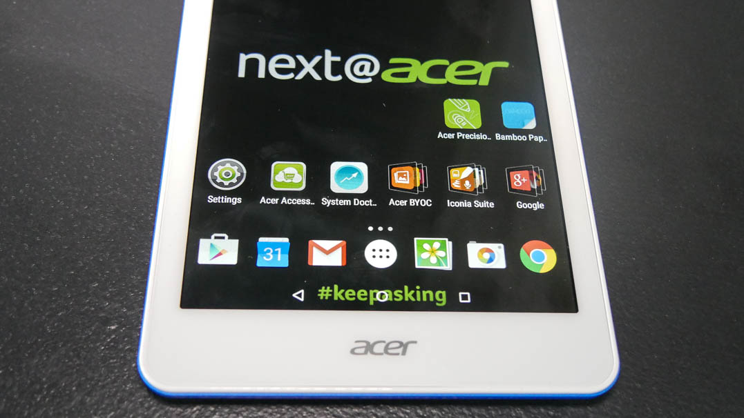 acer stellt android tablets iconia one 8 und tab 10 for. Black Bedroom Furniture Sets. Home Design Ideas
