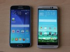 Leistungs-Test: Samsung Galaxy S6 vs HTC One M9