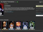 Star Wars-Saga: digitale Filmkollektion bei Amazon Instant Video