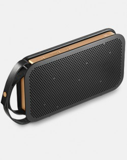 Bang & Olufsen BeoPlay A2 in Black Copper (Bild: Bang & Olufsen)