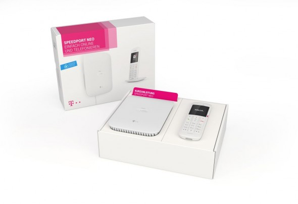 Speedport Router Neo (Bild: Deutsche Telekom)