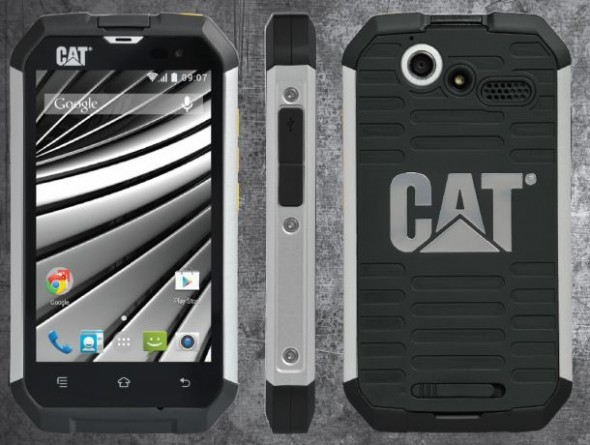 Cat B15Q (Bild: Cat Phones).