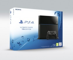 PlayStation 4 Ultimate Player Edition (Bild: Sony)