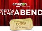 Filmeabend bei Amazon Instant Video: 10 Blockbuster heute für je 0,99 Euro