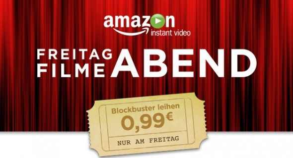 Amazon Filmeabend (Screenshot: CNET.de)