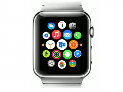 Outlook für die Apple Watch (Bild: Microsoft)