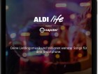 Aldi Life Musik powered by Napster: Streaming-Service startet ab 24. September