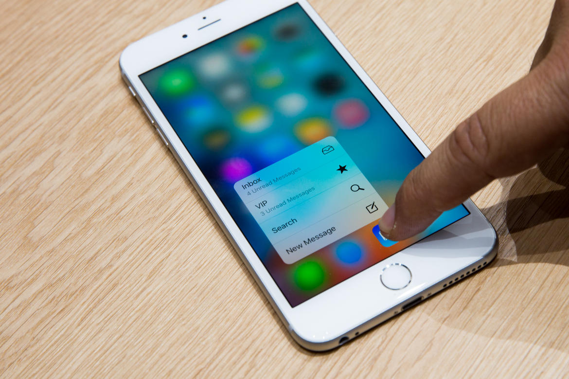 price of iphone 6s apple iphone 6s grundlegende 3d touch aktionen erkl 228 rt 2932