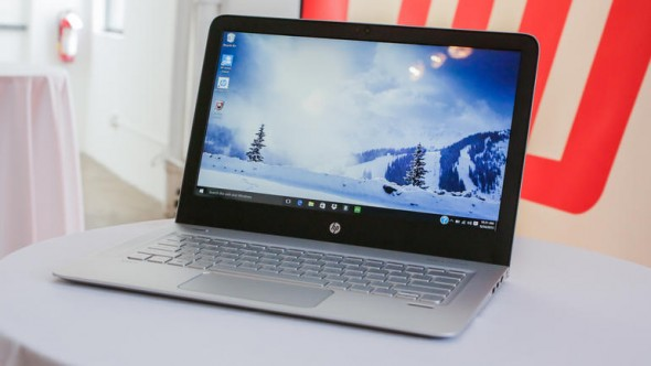 HP Envy (Foto: CNET.com).