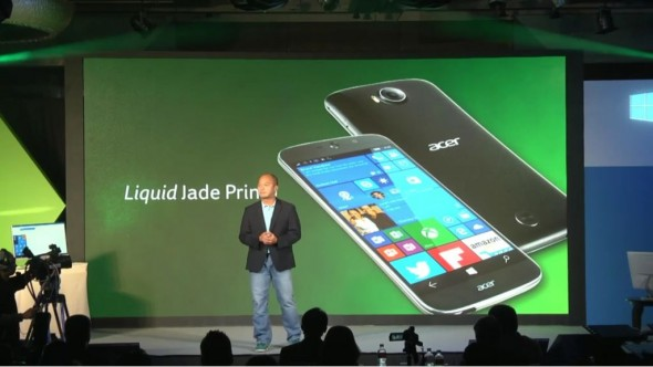 Acer Liquid Jade Primo (Screenshot: CNET.de).