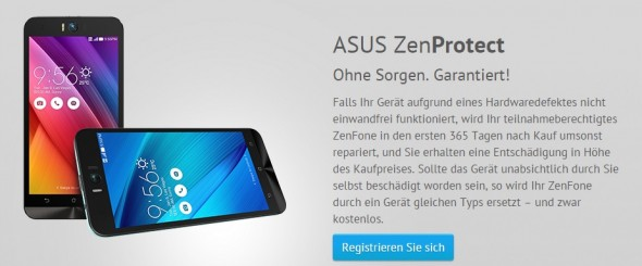 (Screenshot: CNET.de)