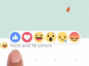 "Facebook: ""Reactions"" kommt als Alternative zum ""Like""-Button"