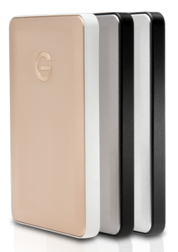 G-Technology G-Drive mobile USB-C (Bild: G-Technology)