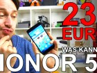 Honor 5X Test – Der 230 Euro Preis-Leistungs-Kaiser [Test-Video]