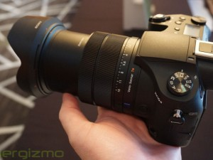 Sony Cyber-shot RX10 Mark III im Hands-On [Test-