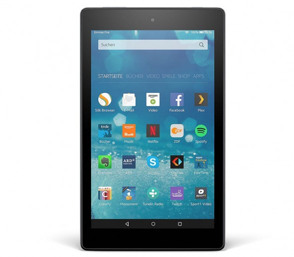 Amazons 8-Zoll-Tablet Fire HD 8