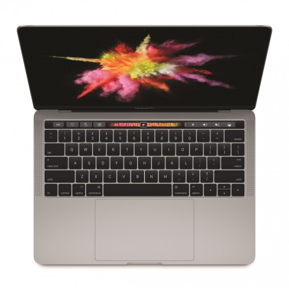 MacBook Pro (Bild: Apple)