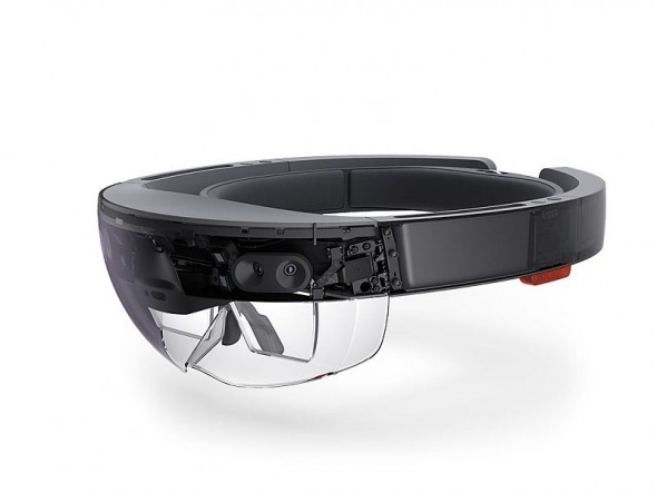 HoloLens: Mixed-Reality-Brille