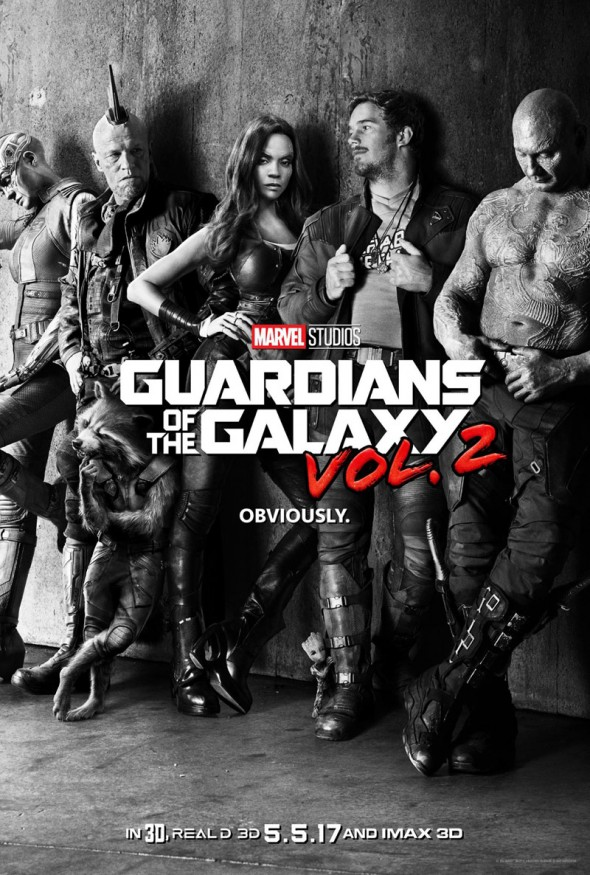 Guardians of the Galaxy Vol.2 (Bild: Marvel)