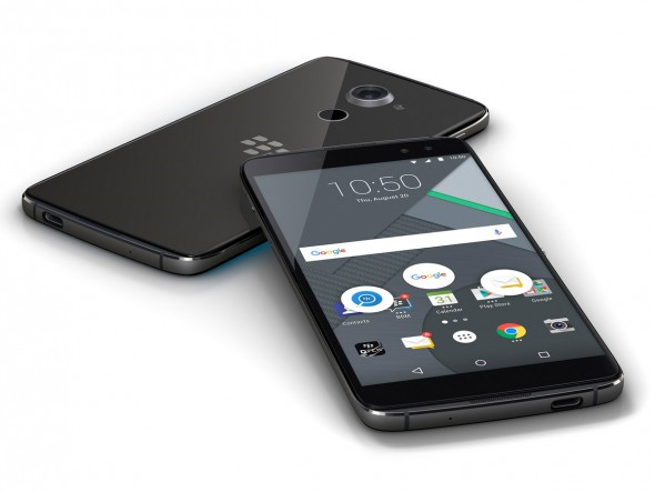 BlackBerry DTEK60 (Bild: BlackBerry)
