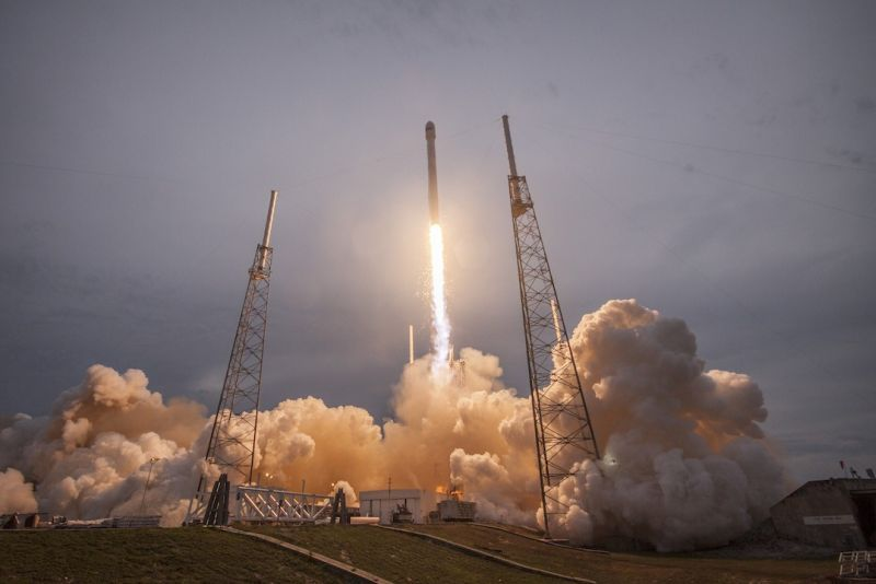SpaceX: Geheime US-Mission
