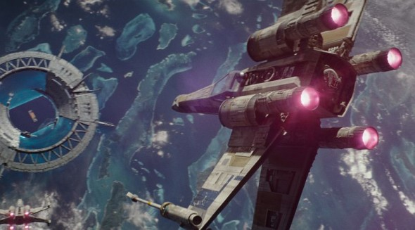 "Szene aus ""Rogue One: A Star Wars Story"""