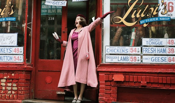 "Amazon-Pilotfolge ""The Marvelous Mrs. Maisel"""