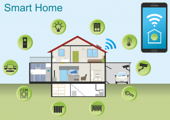 Smart Home IoT (Bild:Bitdefender)