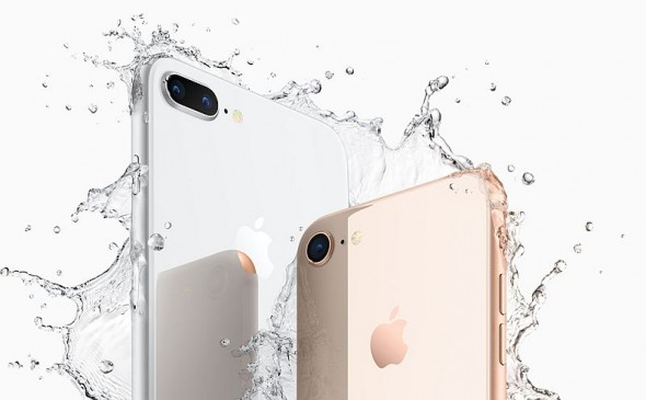 iPhone 8 und iPhone 8 Plus (Bild: Apple)