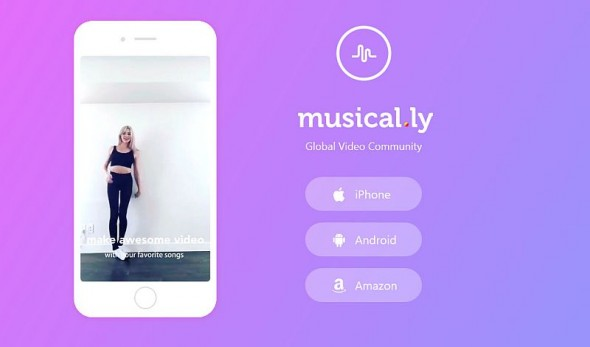 musical.ly (Bild: Screenshot via musical.ly)