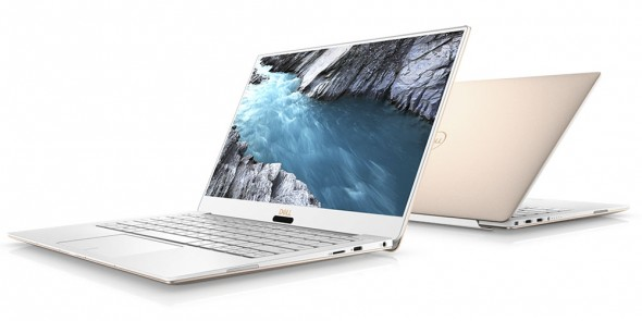 Dell XPS 13 in Weiß (Bild: Dell)