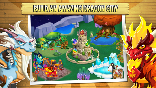 <b>Name: Dragon City Mobile<br>