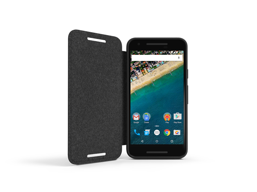 Nexus 5X Folio (Bild: Google)